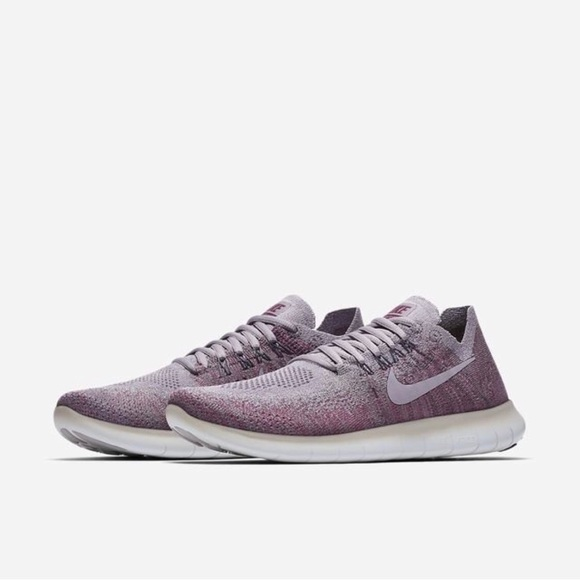d7a5dc5ea8f28 New Nike Free RN Flyknit 2017 Womens Size 8.5💜
